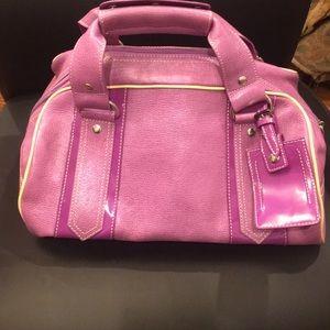 "Hype ""bowling"" satchel bag"